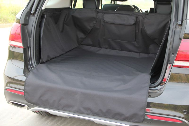 INNX OP903002 Waterproof Non Slip Heavy Duty Universal Size Pets Dog Cargo Liner Cover for SUVs, Size 41