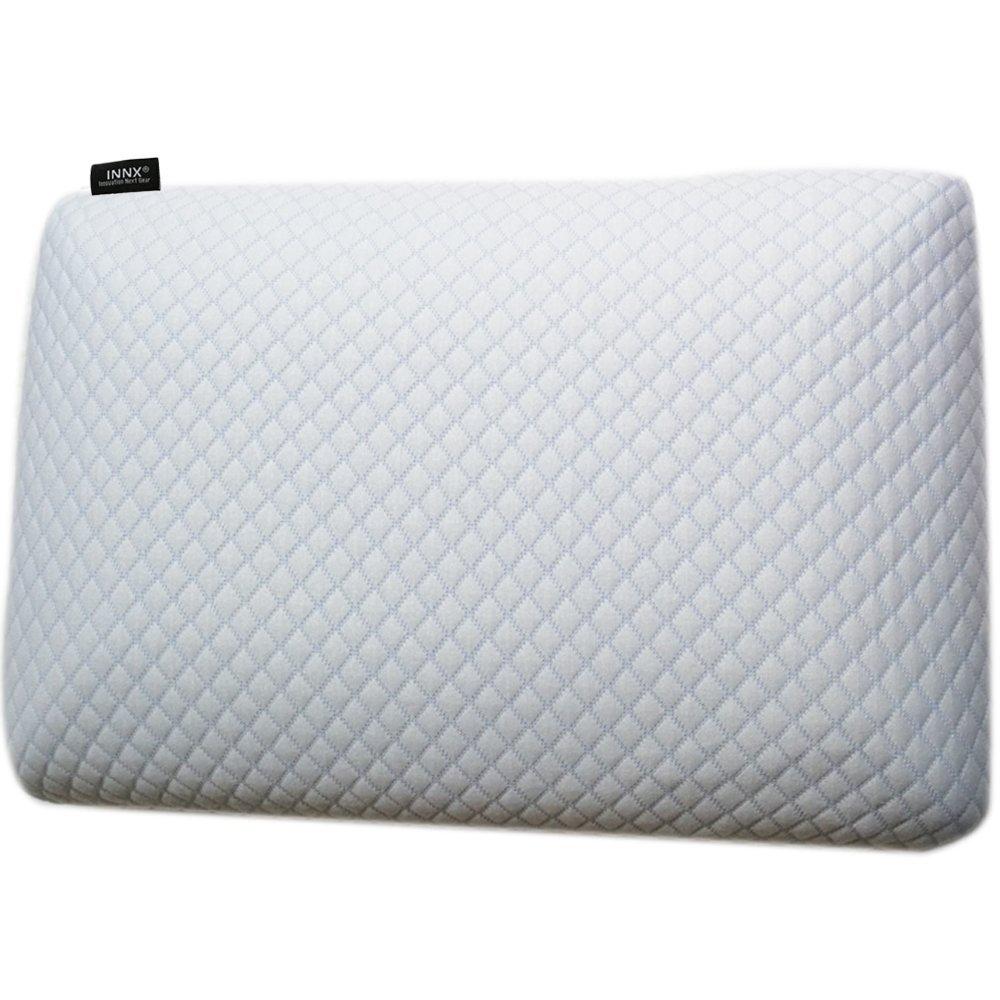 INNX OP601007 Ultra Soft Memory Foam Pillow Pillow Queen Size