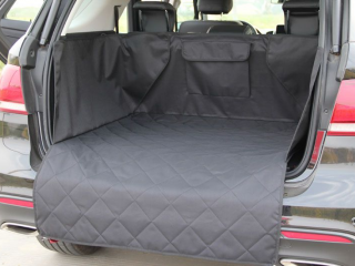 "INNX OP903001 Waterproof  Heavy Duty Quilted Non-slip Universal Size  Pets Dog Cargo Liner Cover/Cargo Cover for SUVs Size 41""Lx52""Wx17.7""H"