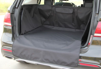 "INNX OP903002 Waterproof Non Slip Heavy Duty Universal Size Pets Dog Cargo Liner Cover for SUVs, Size 41""Lx52""Wx17.7""H"